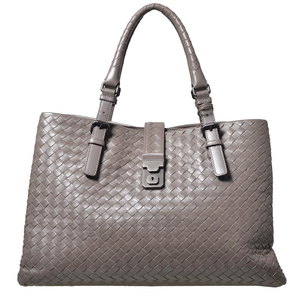 WOMEN · Bottega Veneta Roma MM Bag Tasche 014e615cf64a2