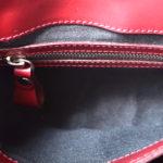 Carven bag bordeux red leather_1 Kopie