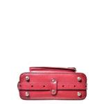 Carven bag bordeux red leather_3 Kopie