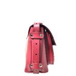 Carven bag bordeux red leather_4 Kopie