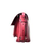 Carven bag bordeux red leather_6 Kopie