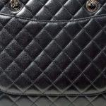 Chanel GST Shopper black caviar leather silver_2 Kopie