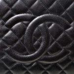 Chanel GST Shopper black caviar leather silver_3 Kopie