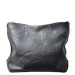 Chanel Shopper big black caviar leather CC silver_4 Kopie