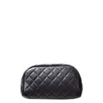 Chanel backpack black silver nappaleather_1 Kopie