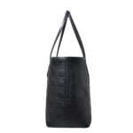 Christian Dior shopper black canvas leather CD_5 Kopie