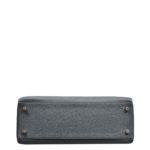 Hermes Kelly 32 togo leather Vert Fronce gold hardware_3 Kopie