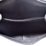 Louis Vuitton MY Lockme black leather silver_10 Kopie