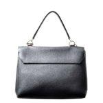 Louis Vuitton MY Lockme black leather silver_3 Kopie