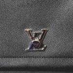 Louis Vuitton MY Lockme black leather silver_8 Kopie