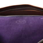 Tods bag wave cognac rivets leather_2 Kopie