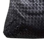Bottega Veneta bag woven black leather_6 Kopie