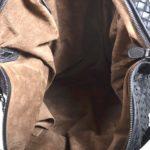 Bottega Veneta bag woven black leather_9 Kopie
