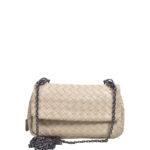 Bottega Veneta mini crossbody bag woven taupe_8 Kopie