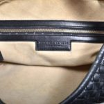 Bottega hobo bag black woven leather_6 Kopie
