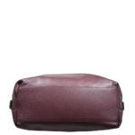 Givenchy Nightingale bag Aubergine leather silver_1 Kopie