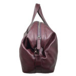 Givenchy Nightingale bag Aubergine leather silver_3 Kopie