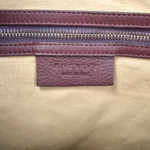 Givenchy Nightingale bag Aubergine leather silver_7 Kopie