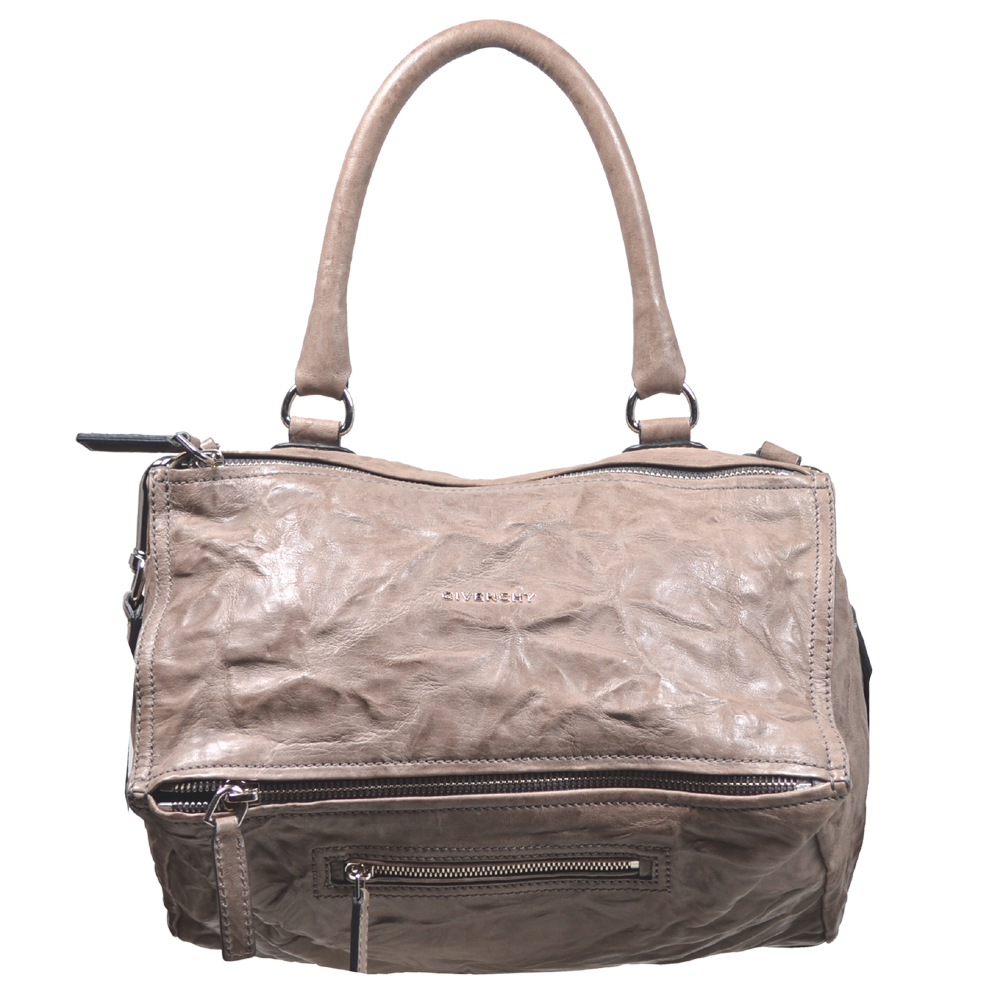 Givenchy bag beige silver leather crossbody stripe_6 Kopie