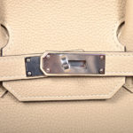 Hermes Birkin 35 togo leather trench palladium hardware_6 Kopie