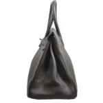 Hermes Birkin 35 vert gris clemence leather palladium hardware_2 Kopie
