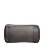 Hermes Birkin 35 vert gris clemence leather palladium hardware_6 Kopie