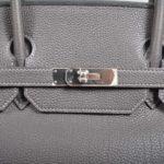 Hermes Birkin 40 Graphit Togo leather palladium hardware_6 Kopie