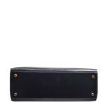 Hermes Kelly 32 black box leather hardware gold_1 Kopie
