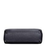 Hermes Kelly 35 black togo leather hardware palladium_6 Kopie