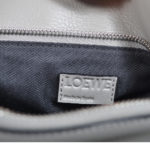 Loewe Tasche Puzzle small mettalic leather shoulder bag 1 Kopie