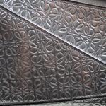 Loewe Tasche Puzzle small mettalic leather shoulder bag 4 Kopie
