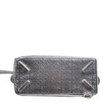 Loewe Tasche Puzzle small mettalic leather shoulder bag 8 Kopie