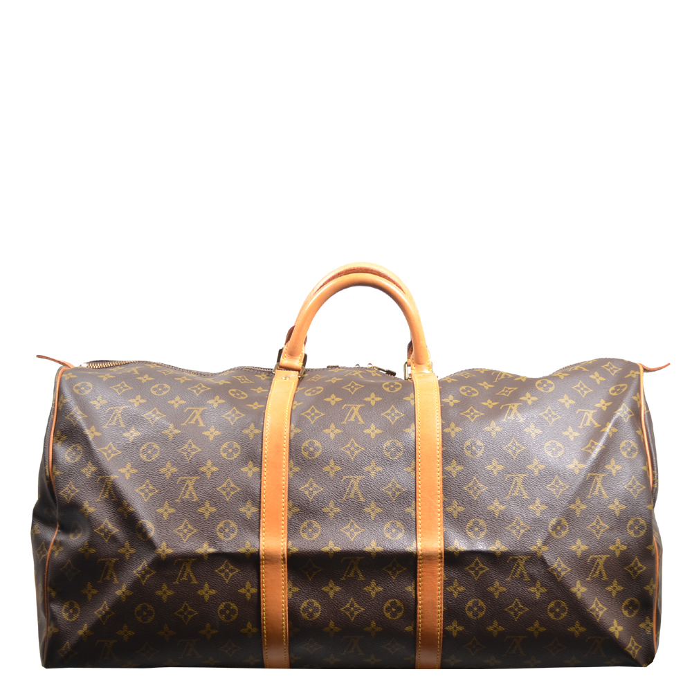 Louis Vuitton Keepall 60 LV Monogram_3 Kopie