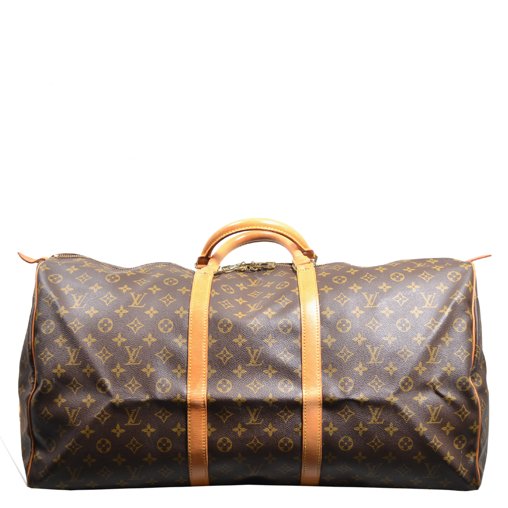 b0eb55b2c69 ewa lagan - Louis Vuitton Keepall 60 LV Monogram