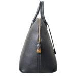 Hermes Bolide 45 travel bag black ardenne leather gold hardware_1 Kopie