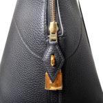 Hermes Bolide 45 travel bag black ardenne leather gold hardware_2 Kopie