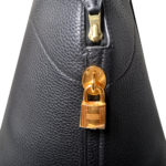 Hermes Bolide 45 travel bag black ardenne leather gold hardware_3 Kopie
