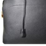 Hermes Bolide 45 travel bag black ardenne leather gold hardware_4 Kopie