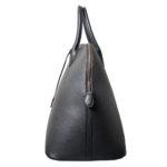 Hermes Bolide 45 travel bag black ardenne leather gold hardware_7 Kopie