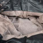 Bottega Veneta Shopper black green woven leather_5 Kopie