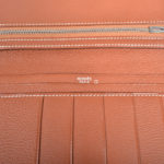 Hermes Wallet Bearn Niloticus Fauve crocodile leather Palladium_2 Kopie