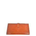 Hermes Wallet Bearn Niloticus Fauve crocodile leather Palladium_3 Kopie