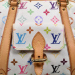 Louis Vuitton Priscilla Multicolor white canvas gold_2 Kopie