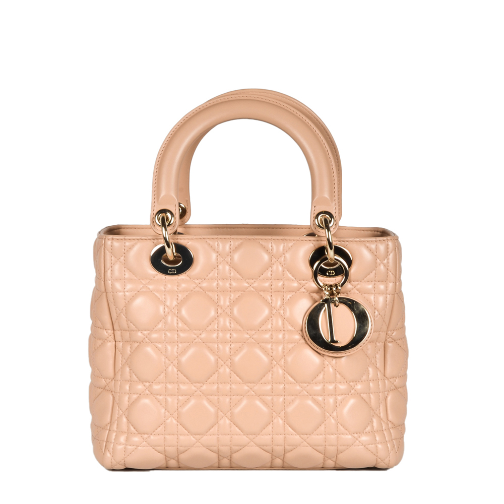 75b8f1ade9 ewa lagan - Christian Dior Lady Dior Medium Bag