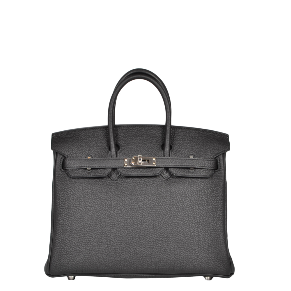 0d2045d603 ewa lagan - Hermes Birkin 25 Black Togo Leather Palladium
