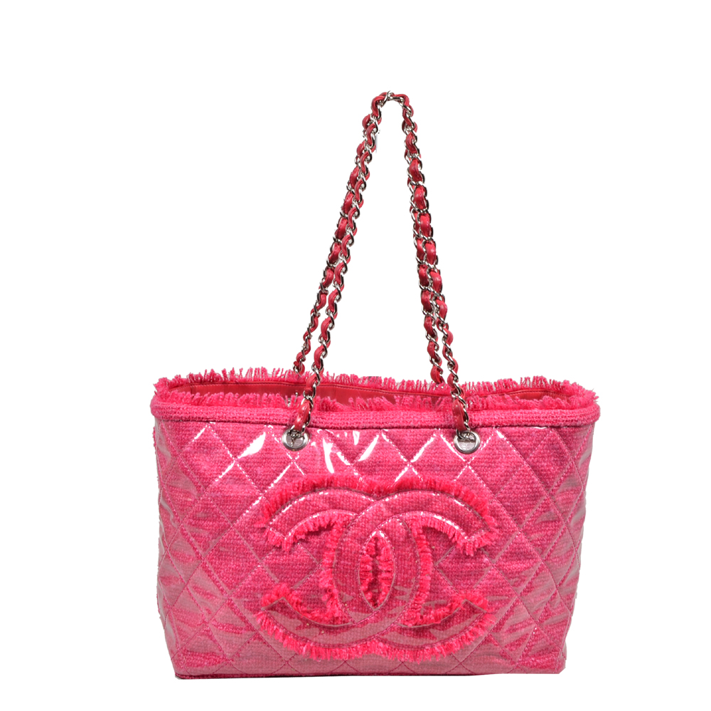 Chanel Shopper Rosa CC Kopie