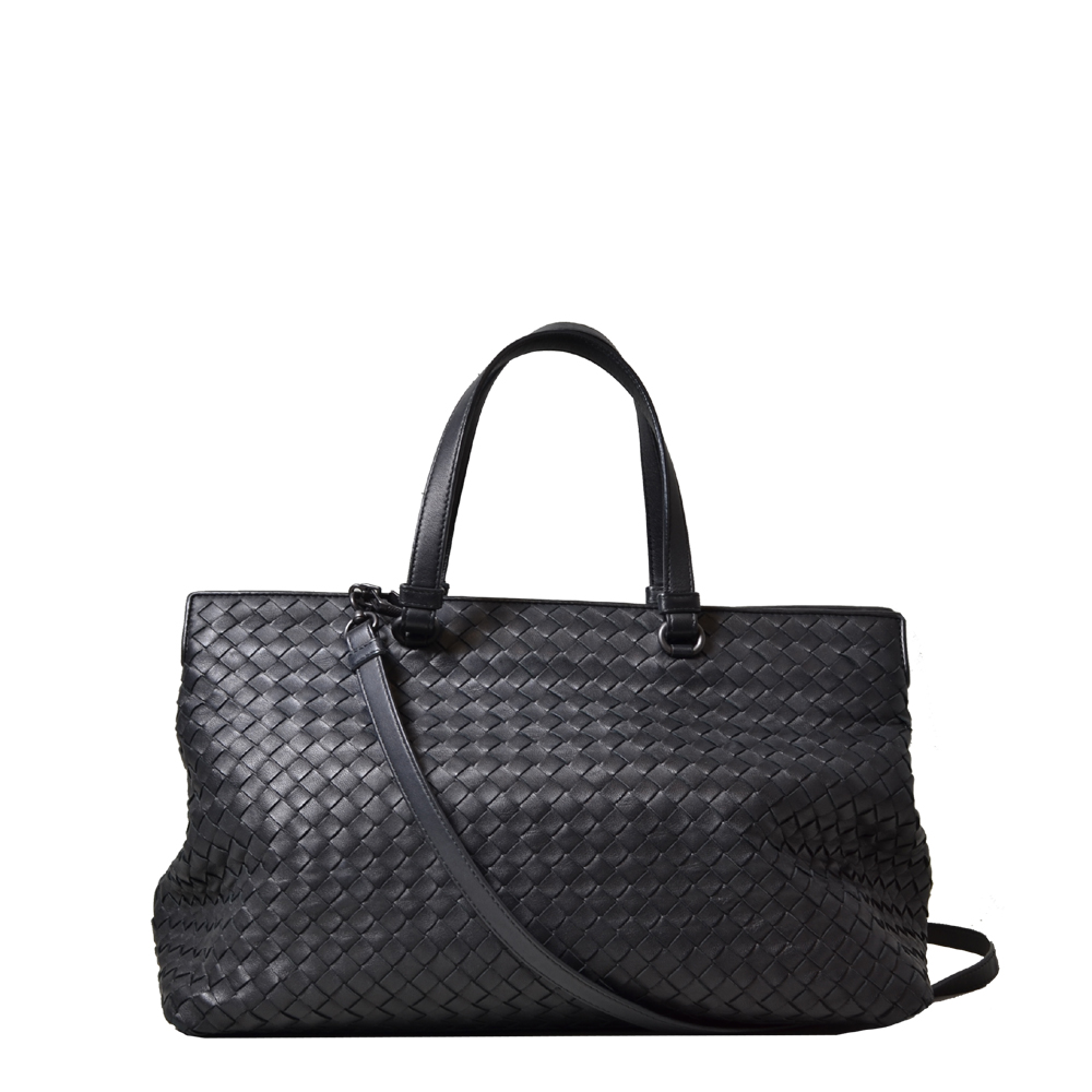 Bottega Veneta Bag Black Shoulderstrap Kopie