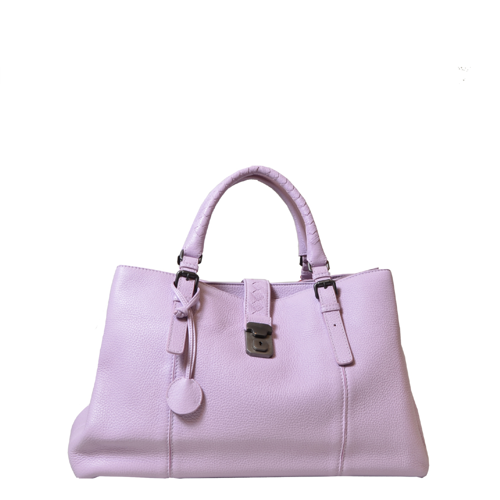 Bottega Veneta Bag Deer Leather lilac Kopie