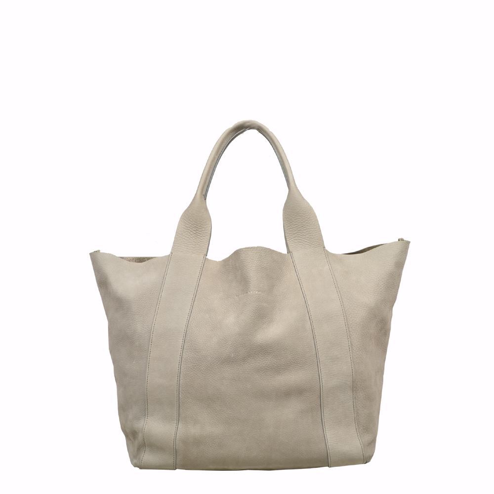 Brunello Cuccineli Shopper creme ( 33 x 36 x12 ) 2