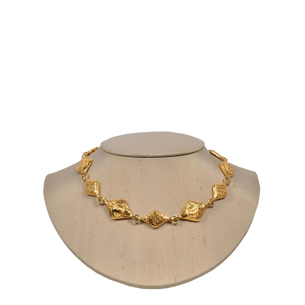 Chanel Necklace gold Kopie